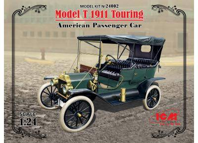 Model T 1911 Touring, American Passenger Car
